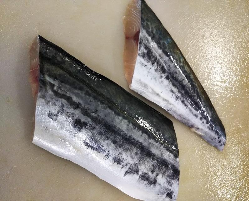 釣り鰆 片身ブロック真空(プレーン)