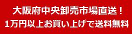 大阪府中央卸売市場直送