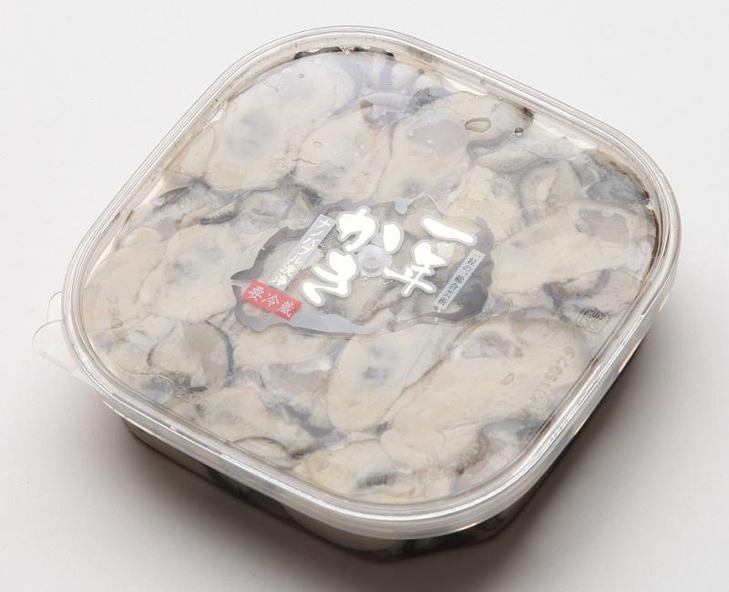 兵庫県産 相生の一年珠牡蠣(かき生食用)500g むき落とし