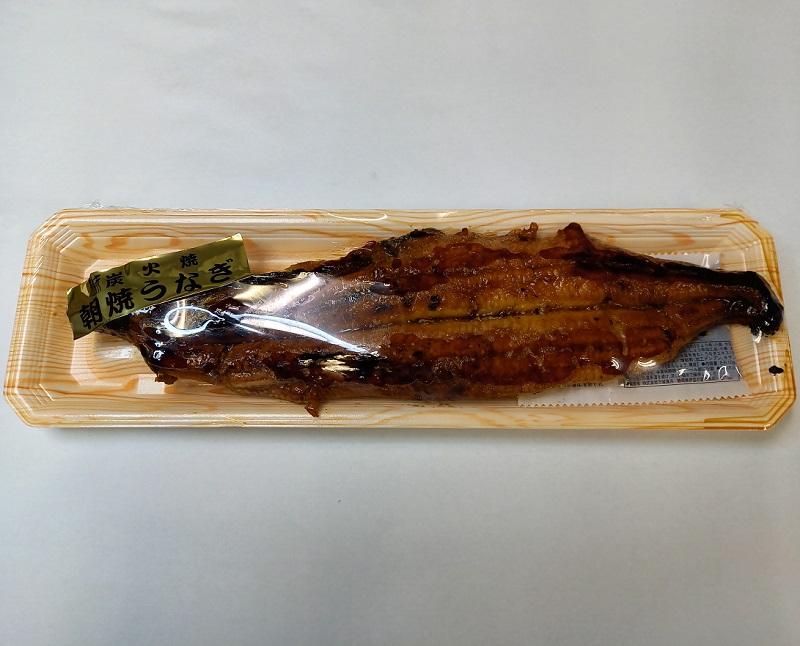 国内産(養殖)朝焼き炭火焼 うなぎ蒲焼 レギュラーサイズ(約140g)