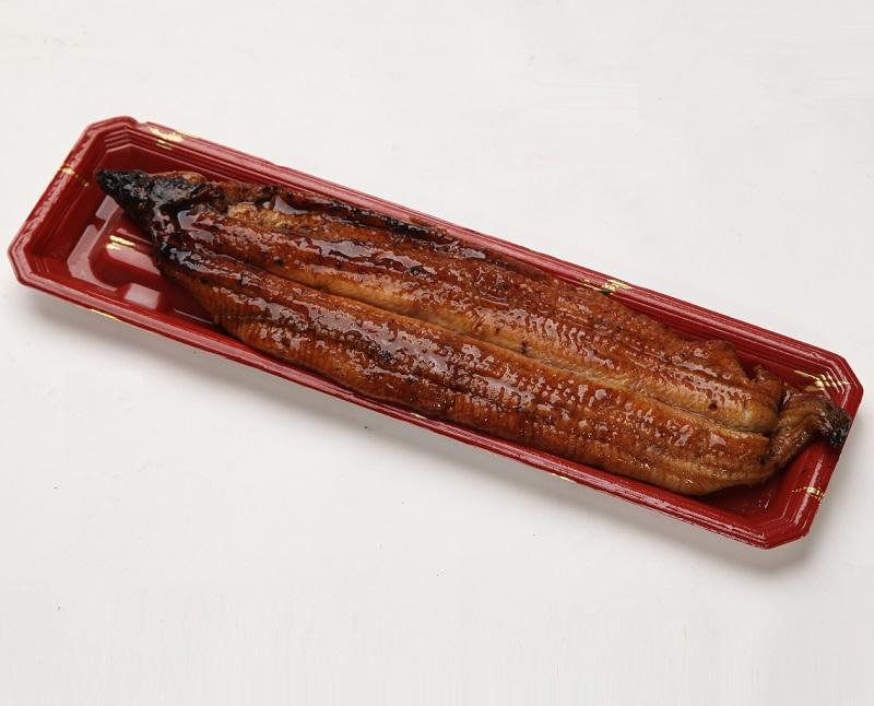 国内産(養殖)朝焼き 炭火焼 うなぎ蒲焼 プレミアムサイズ(約180g)