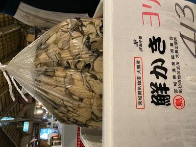 加熱用牡蠣 宮城県産 500g