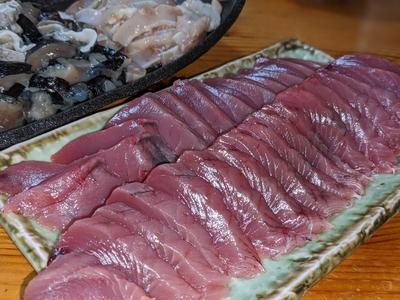 お刺身カツオ ※冷凍推奨商品