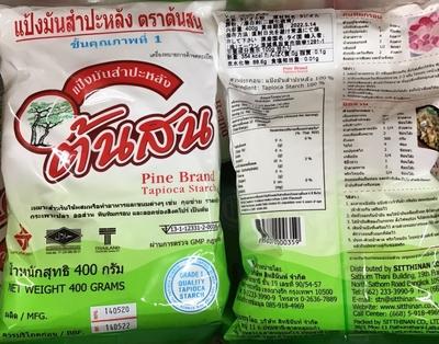 タピオカ粉 / Tapioca flour 400g
