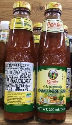 広東風すき焼きソース Sサイズ/ Thai sukiyaki sauce 342g