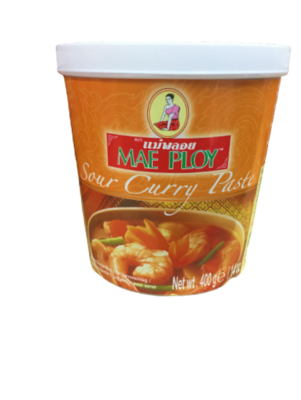 サワーカレーペースト  / Sour curry paste 400g