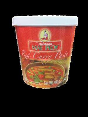 レッドカレーペースト  / Red curry paste 400g