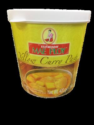 イエローカレーペースト  / Yellow curry paste 400g