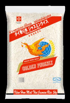 GOLDEN PHOENIX タイ香り米 / Jasmin rice 5kg
