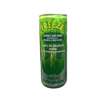 ココナッツジュース70% 果肉入 /Coconut Juice with Pulp 70% 240ml