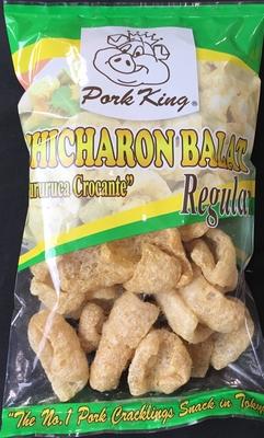 豚皮揚げスナック菓子 オリジナル/Pork rinds snack