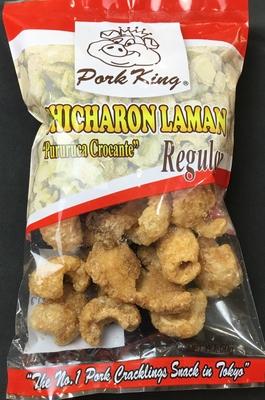 豚皮揚げスナック菓子 固め/Pork rinds snack