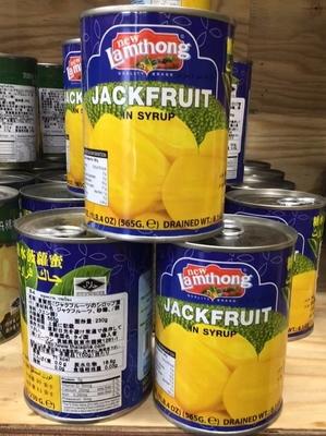 ジャックフルーツシロップ漬け / Jackfruit in syrup 565g