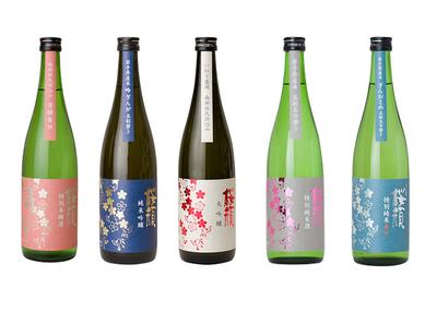 桜顔 720ml飲み比べセット 【0020560】