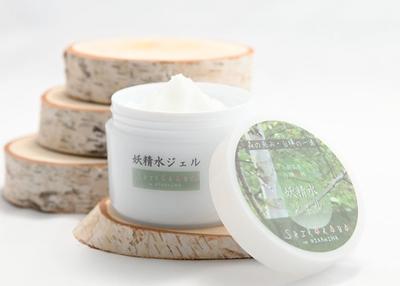 清水商店 白樺樹液のオールインワンジェル(大)200g 【0020583】