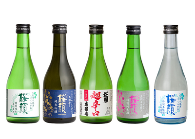 桜顔酒造 桜顔 飲み比べセット 【0021176】