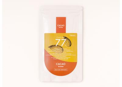 CACAObroma CACAO77%(カカオ77%チョコレート)【0021447】