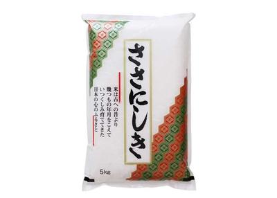 松勘商店 ささにしき5kg 【0021532】
