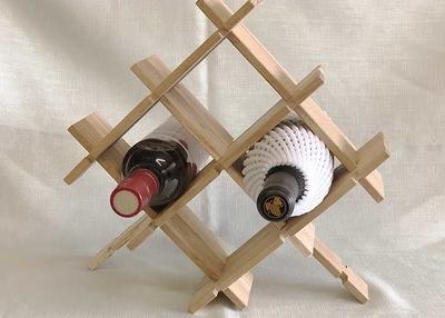 いちのへ手技工芸館  木組みブロック  ※限定5セット【0021588】