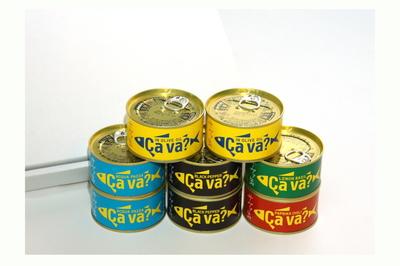 岩手県産 サヴァ缶スペシャルGIFTBOX E【0021682】