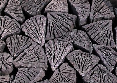 谷地林業 谷地乃木炭 (切炭10kg)【0021701】