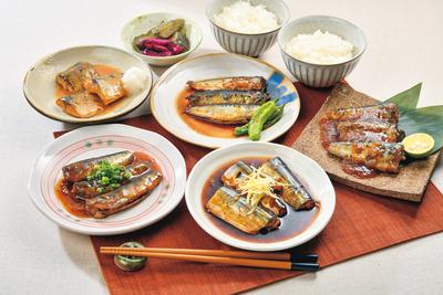 小野食品 「三陸おのや」 やわらか煮魚セット 【1032651】