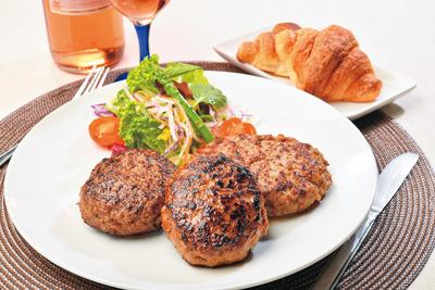 コラボ企画 いわて銘柄肉ハンバーグ食べ比べセット【0020532】