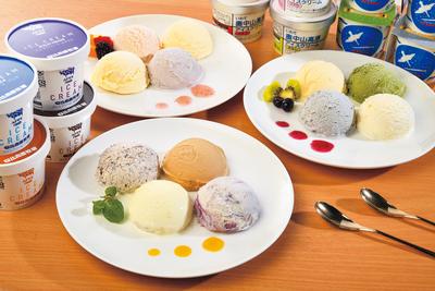コラボ企画 いわてアイスクリームセット【1211083】
