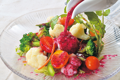 vegefruハーモニー 野菜ソムリエのドレッシングセット 【0019385】