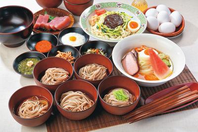 小山製麺 岩手三大麺詰合せIKO 【0011150】
