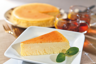 チーズケーキハウスチロル ふわっと超濃厚クリームチーズケーキ 6号【0021720】