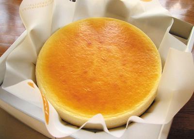 チーズケーキハウスチロル クリームチーズケーキ6号 (18cm) 【0020251】