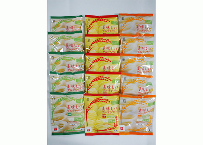 兼平製麺所 美味しいグルテンフリー 3種バラエティセット【0020106】