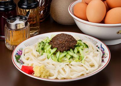 白龍 じゃじゃ麺 4食入 【0020227】