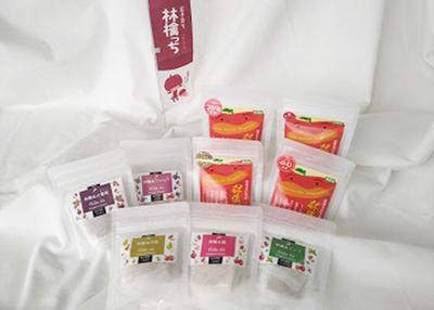 盛岡アビリティーセンター いわての林檎食べくらべセット 【0020250】