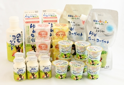 おおのミルク工房 おおのミルク村 アソートセット【0020231】