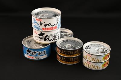 タイム缶詰の水煮缶セット【0020285】
