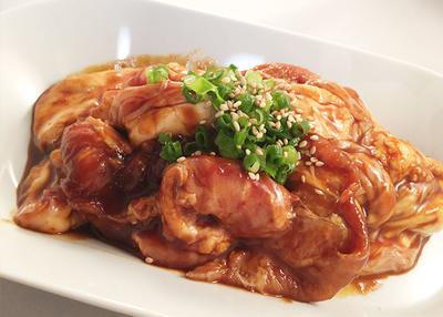 焼肉・冷麺 福次郎 南部福来豚 ホルモン焼き ホルモン鍋 4Pセット【0020171】