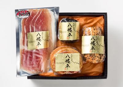肉の横沢 特選ハム詰合せ 【0020183】