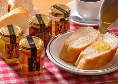 なにゃーと物産センター 北いわての蜂蜜食べ比べセット【0020515】