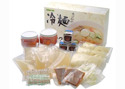 焼肉冷麺ヤマト 盛岡冷麺 6食具材入り 化粧箱セット 【0020518】