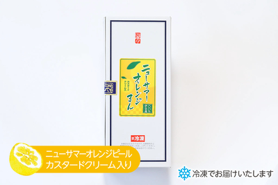 【冷凍/3個入】ニューサマーオレンジまん