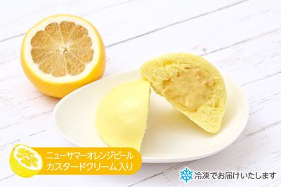 【冷凍】ニューサマーオレンジまん