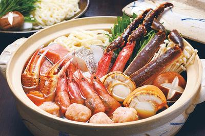 【期間限定】海鮮寄せ鍋セット