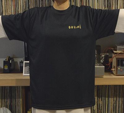 ロ万Tシャツ ドライメッシュ
