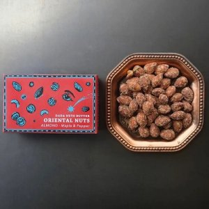 オリエンタル・ナッツ・アーモンド〈maple & pepper〉