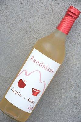 Bandaisan Apple x Sake(720ml)