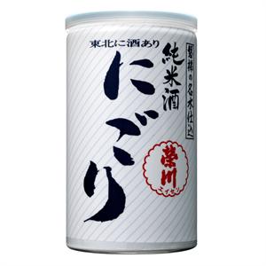 榮川純米酒にごりカップ缶(1ケース30本)