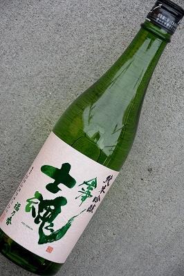 会津士魂純米吟醸福乃香