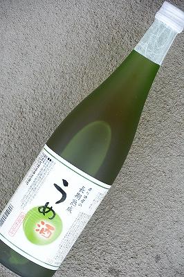 会津ほまれ 造り酒屋の長期熟成うめ酒(720ml)
